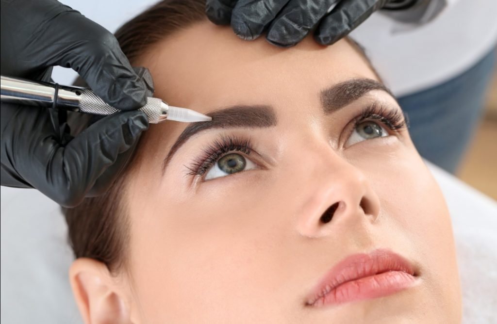 Eyebrow keratin in Toronto
